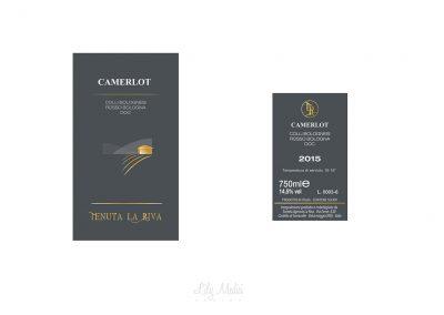 disegno etichette vino rosso